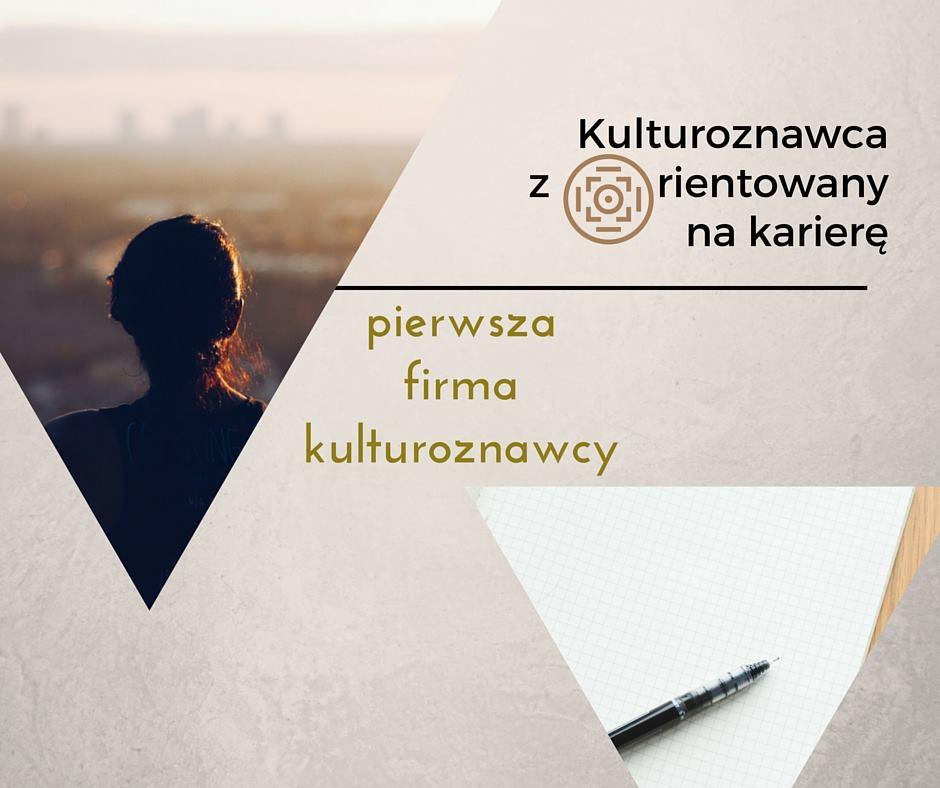 KZK: Pierwsza firma kulturoznawcy – warsztat