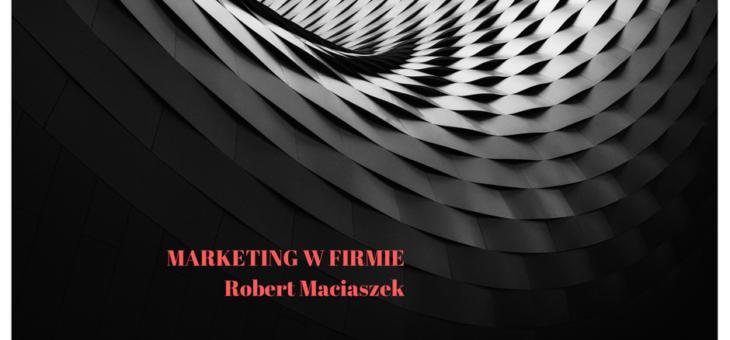 Marketing w firmie – materiał do pobrania